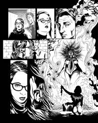Casefile: Arkham - Her Blood Runs Cold, Ch2 pg18 by PatrickMcEvoy