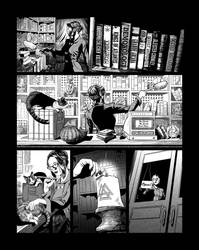 Casefile: Arkham - Her Blood Runs Cold, Ch1 pg21 by PatrickMcEvoy
