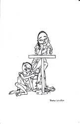Bennie and Marta by cachii2of3