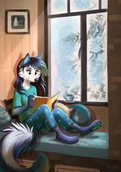 Cozy place by multyashka-sweet