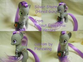 FoE: Heroes Silver Storm by flarewingpwny
