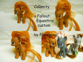 FoE Calamity by flarewingpwny