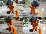 Deadshot Calamity by flarewingpwny