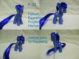 FoE:PH P-21 by flarewingpwny