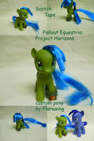 FoE:PH Scotch Tape by flarewingpwny