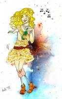 Dancing Queen by Kumoashi