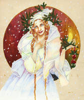 So this is christmas by Kumoashi