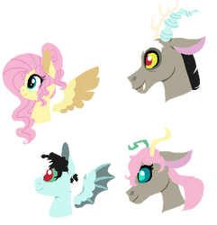 fluttercord children by AProudHomestuck