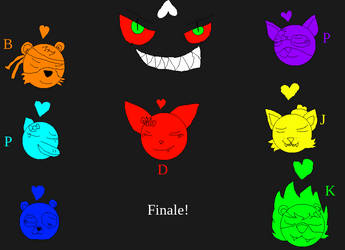 The 6 Souls by AProudHomestuck