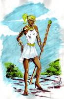 Ninmah of Nibiru by hdub7
