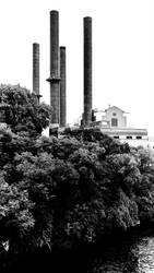 Old Power Plant by simpspin