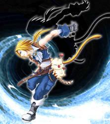 The Adventurous Thief by NekoZidaneTribal