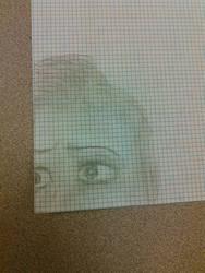 An in class doodle by twelveturtlebird