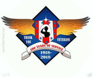 Veterans' Day Symbol by Fad-Artwork
