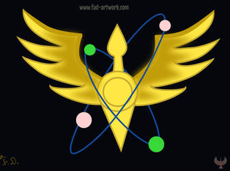Another Golden Bird Logo by Fad-Artwork