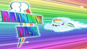 Fastest Pegasus in the World! Wallpaper by Tadashi--kun
