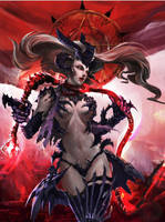 Lust Devil by robekka
