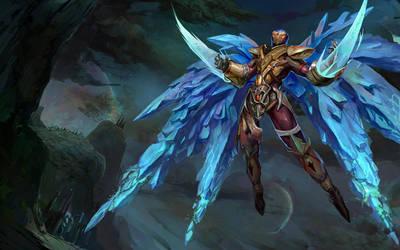 Zerath the Shadow Walker by robekka