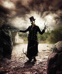 Scarecrow series by Supo77Art-Dsn