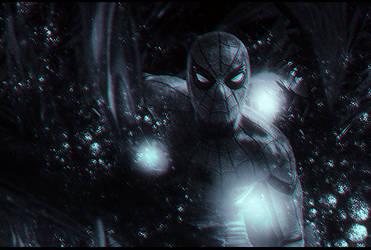 Captain America: Civil War - Spiderman signature by Stray-Arrows