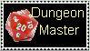 Dungeon Master Stamp by Mistgod