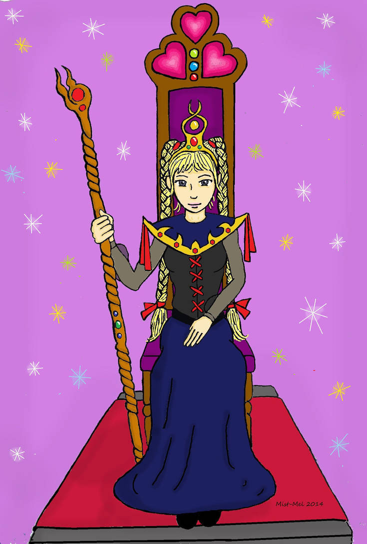Melian Queen of Dreams by Mistgod