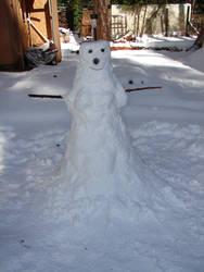Snowman by Mistgod