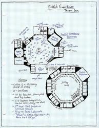 A Map of an Interplanar Tavern by Mistgod
