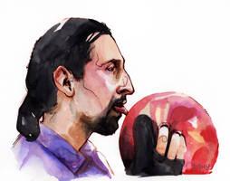 Jesus Quintana by EmegE