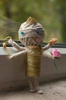 Voodoo Hindu Goddess by hasuhime