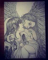 Vampirella  by Licantropo82