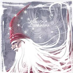 Albus Dumbledore by HitoFanart