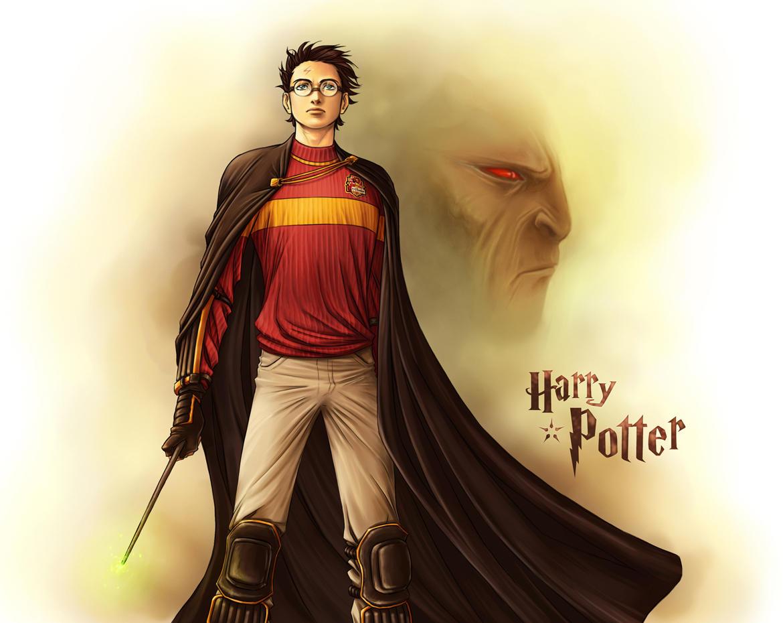 Harry Potter by HitoFanart