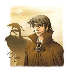 Remus Lupin by HitoFanart