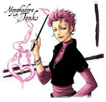 Nymphadora Tonks by HitoFanart