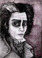 Sweeney Todd by InesPeace