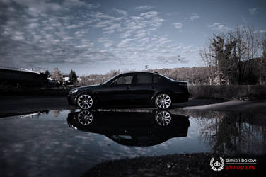 water reflection by DimitriBokowPhoto