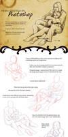 Sketching Tutorial by AshenCreative