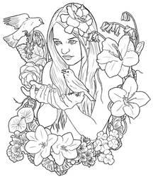 Springtime by AshenCreative