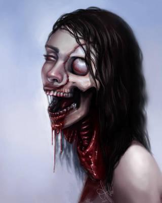 Zombie by AshenCreative