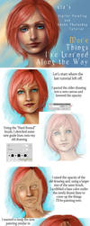 Blue Eyes Tutorial Revisited by AshenCreative