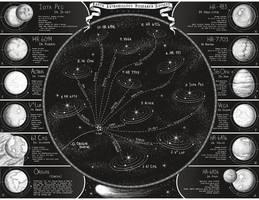 Star Map by AshenCreative