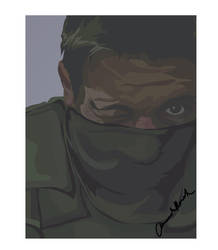 28 Weeks Later - Doyle by abeach