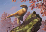 Eosinopteryx by EWilloughby