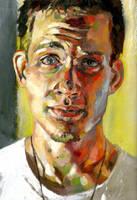 Self portrait by DanMaynard