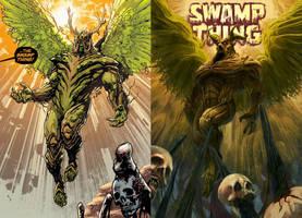 Comic Book redesign by DanMaynard
