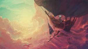 Escape into a Dream by DanMaynard