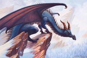 Blue Drake. by DanMaynard
