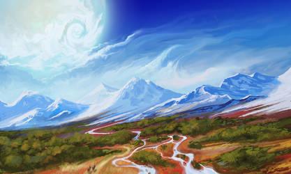 Tundra by DanMaynard