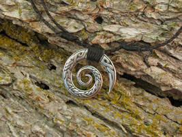 Woven Swirl by Cloud-Dragonz